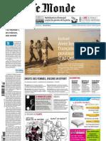 Supplément Le Monde des livres 2013.03.08