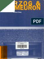 [Architecture eBook] El Croquis - Herzog & DeMeuron