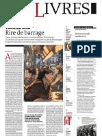 Supplément Le Monde des livres 2013.01.04
