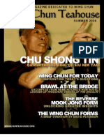 Wing Chun Teahouse Magazine - Summer 2006