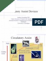Rosenberg Circulatory Assist Devices(1)