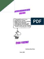 Etica y Gestalt