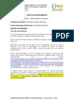 Guia de Reconocimiento - Admon de Salarios Semestral 2013 - 1