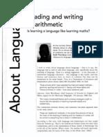 Arithmetic MET