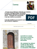 Lancelot en Lassay