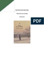 Fedor Dostoievski-Diario de Un Escritor