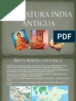 Literatura India Antigua