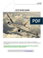 B777 Study Guide (Emirates)