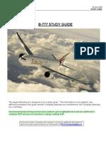 B777 Study Guide (Emirates)