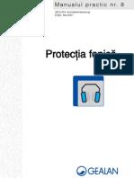 Manual 8 - Protectia Fonica