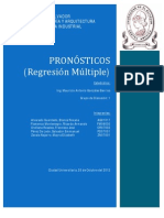 Analisis de Regresión Múltiple