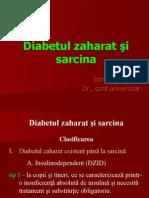 diabet zaharat