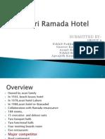Marketing Case Avari Ramada Group 6
