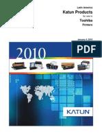 2012 Katun Catalog