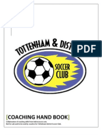 2011 TDSC Coaching Drills