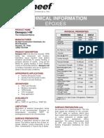 Epoxies Denepox i40 Datasheet