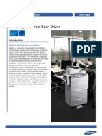 Universal Scan Driver