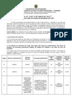Edital de Abertura nº 14_2013