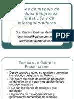 Planes de Manejo de Residuos Quimicos[1]