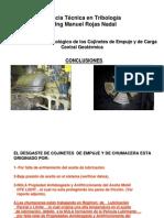 Conclusiones Cfe Cerro Prieto