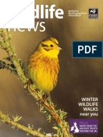 Wildlife News December 2012
