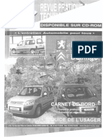 Citroen Berlingo - Manual de Taller
