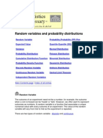 Random variables and probability distributions chapter 5.docx