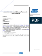 [AVR4029] Atmel Software Framework - Getting Started