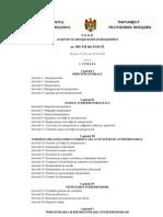 L E G E Cu Privire La Antreprenoriat Si Intreprinderi Nr 845 Din 03 Ianuarie 1992