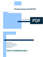 01 Data Warehousing mit SAP BI Grundlagen (2/16)