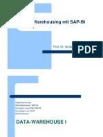 01 Data Warehousing mit SAP BI Grundlagen (2/16)