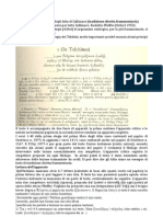Lettura dell'edizione degli Aitia di Callimaco