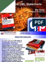 Practical UML Statecharts Slides