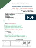 Cerinţe faţă de proiectul didactic publicat în revista Învăţătorul Modern
