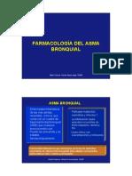 Asma Farmacologia