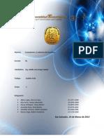 Evaluacion y Formulacion de Proyectos Grupo E
