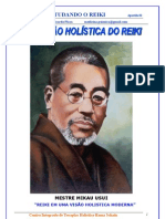 REIKI EM UMA VISÃO HOLISTICA - 2011 -2012 - 01