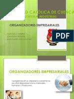 organizadores empresarialess