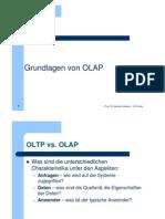 03 Data Warehousing mit SAP BI Grundlagen von OLAP (4/16)
