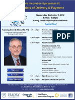 HIP Symposium III Flyer