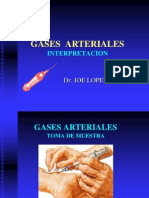 Gases Arteriales - Joe.2012