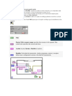 LabVIEW- Comunicacion Rs232 Entre Pc's