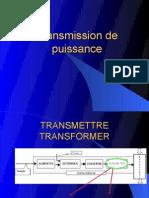 Transmission Puissance Paralele