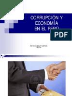Corrupción y Economía en el Perú