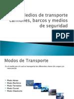 Medios de Transporte 18-08