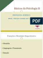 Conceitos Básicos da Psicologia II