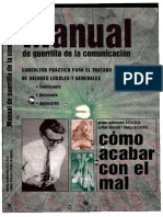 Luther Blisset - Manual Guerrilla Comunicacion