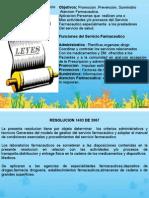 Resolucion 1403 de 2007
