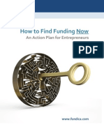 How to Find Funding Now