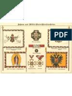 Alfons Dragoni Rabenhorst, Geschichte des K.u.k. Infanterie-regimentes , Prinz Friedrich August Herzog zu Sachsen Nr.45 von der Errichtung bis zur Gegenwart